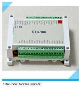 Tengcon Stc-106 I/O Module 8PT100 Modbus RTU pictures & photos