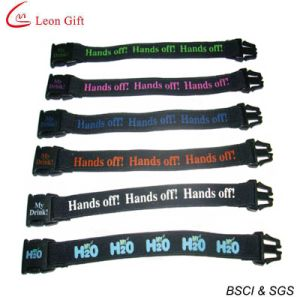 Hot Sale Colorful Sublimation Wristband for Gift (LM1485) pictures & photos