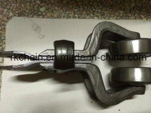 X458 Forged Bracket Trolley of Overhead Chain Conveyor pictures & photos