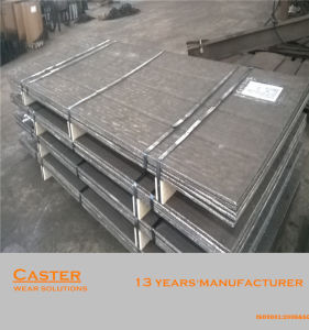 Hardfacing Wear Resistant Excavator Liner Plate pictures & photos