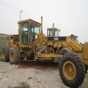 Used Motor Grader Cat 140h pictures & photos