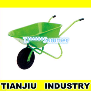 Heavy Duty Construction Wheelbarrow Wheel Barrow Wb8618 pictures & photos