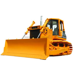 Pengpu 220HP Wetland Bulldozer with Komatsu Bulldozer Technology (PD220YS) pictures & photos