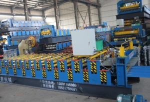 Double Layer Tile Roof Roll Forming Machine pictures & photos
