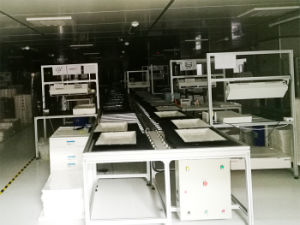 Module Cleanroom for LCD TV Testing&Repairing Line pictures & photos
