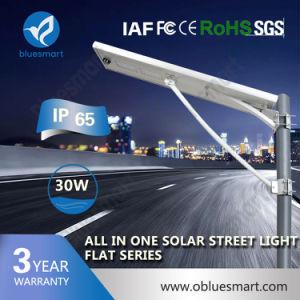 Bluesmart Solar LED Fence Light LED Panel Light pictures & photos