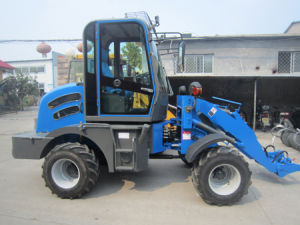 1ton Zl10/Jn910 Small Compact Wheel Loader for Sale pictures & photos