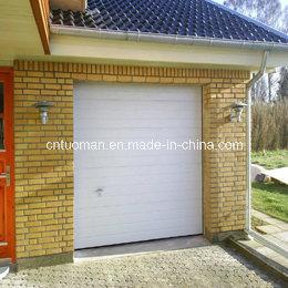 Automatic Garage Door Sectional Door pictures & photos