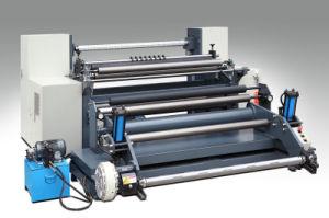 Rtfq-1100 Slitter Rewinder for Jumbol Paper Roll Aluminium Foil Cutting Machine pictures & photos