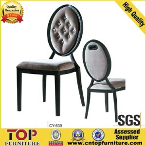 Middle East PU Leather Aluminium Banquet Wedding Chairs for Hotel pictures & photos