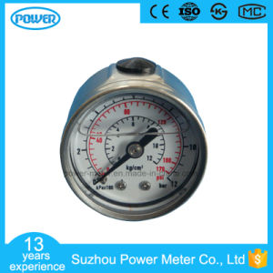 40mm Cheap Price Stainless Steel Case Pressure Gauge pictures & photos