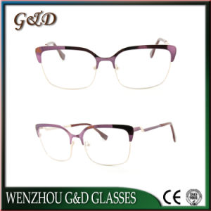 Latest New Design Metal Optical Frame Eyewear Eyeglass pictures & photos