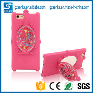 Little Rose Anti-Drop Mirror Phone Case for Samsung Galaxy A8 pictures & photos