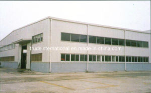Light Steel Structure Prefab/Prefabricated Steel Warehouse pictures & photos