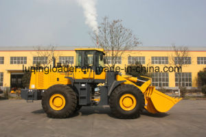Made in China Construction Equipment Wheel Loader with Ce pictures & photos