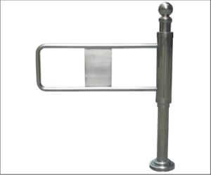 Swing Barrier Compatible with Software System (WJBZ201) pictures & photos