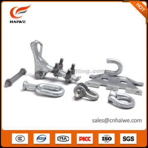 HDG Mild Steel Overhead Transmission Line Electric Power Fitting pictures & photos
