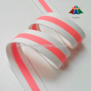 "1-1/4"" Inch Bright Secondary Color Cotton Polyester Webbing pictures & photos"