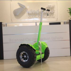 2015 New Lighter Weight Lower Chasiss Electric Scooter pictures & photos