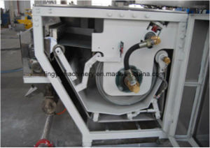 300 Kg/H Powder Coatings Drum Cooler with PU Belt pictures & photos