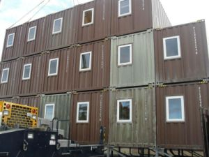 Moabile Container House for Labor Camp/Hotel/Office/Workers Accommodation pictures & photos