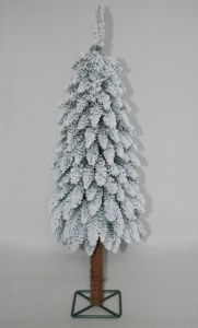 Realist Artificial Christmas Tree with String light Multi Color LED Decoration (1015) pictures & photos