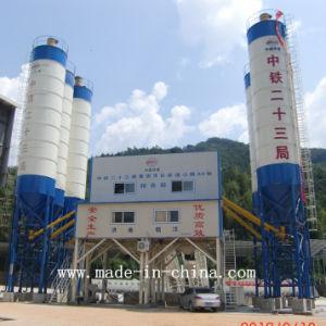 90m3/H Siemens PLC Control Concrete Mixing Plant pictures & photos