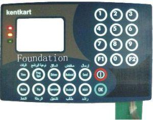 FPC Flexible Circuit Tactile EL Membrane Control Panel pictures & photos