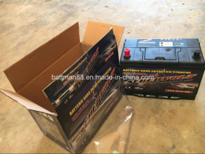Super Volt N70mf 12V70ah Maintenance Free Car Battery pictures & photos