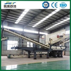 Hnegmeibetter Mobile Stone Crusher Plant with Ce pictures & photos