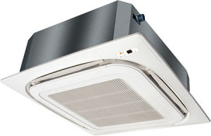 Split Ceiling Cassette Type Air Conditioner pictures & photos
