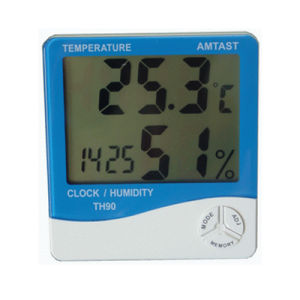 in & out Thermometer Hygro and Clock (TH91) pictures & photos