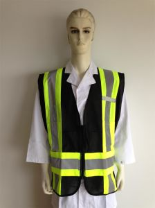 High Brightness Reflective Vest with CE or ANSI pictures & photos