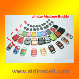 Personalized Western Airplane Seat Belt Opener Buckle (EDB-13020837)