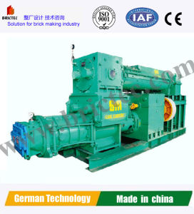 Double Stage Vacuum Extruder, Clay Brick Process Machine pictures & photos