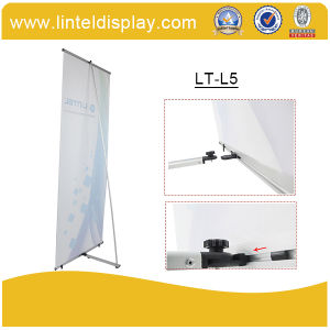 Portable Exhibition Equipment Single Sided L Banner (LT-L5) pictures & photos