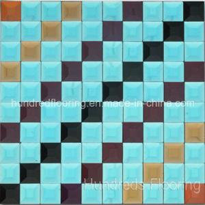 Diamond Mirror Mosaic Tile (HD054) pictures & photos