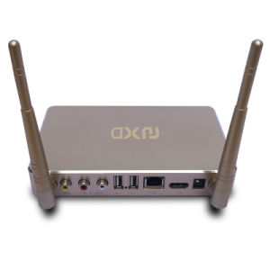Quad Core Network Smart TV Box Q1 OEM/ODM pictures & photos
