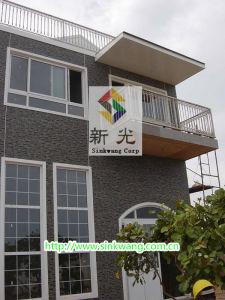 Fiber Cement Cladding Board (SK-FC-EX03)