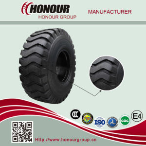 Loader E3 L3 Bias Nylon OTR Tyre (26.5-25 23.5-25 20.5-25 17.5-25) pictures & photos