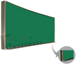 Sliding Classroom School Magnetic Green Board pictures & photos