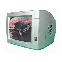 "10"" Color Portable CRT TV (Analogue) (CTV-900)"