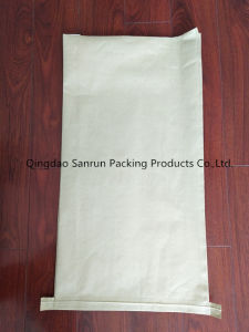 Plastic Packaging Woven Bag for Construction Garbage pictures & photos
