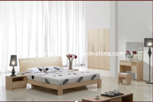 2016 Modern MDF Bedroom Bed Jf104 pictures & photos