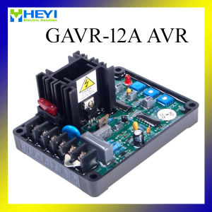 Gavr-12A Brushless Generator Universal AVR 12A Auto Voltage Regulator pictures & photos