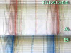 Mans Polyester Cotton Yarn Dyed Shirt Fabric Djx044 pictures & photos