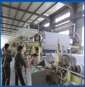 Jrx2650-100 Duplex Board Paper Coating Machinery (packing equipment; packing paper) pictures & photos