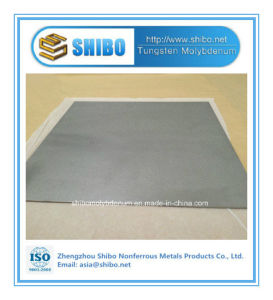 Factory Sell High Purity 99.95% Molybdenum Sheet with Best Quality pictures & photos