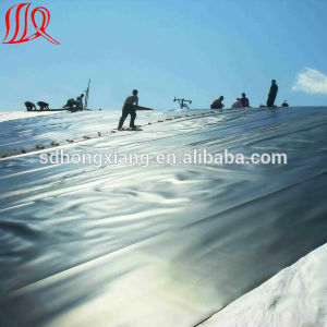 Artificial Lake Pond Liner HDPE Geomembrane pictures & photos