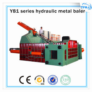 Y81/T-2000b Hydraulic Scrap Aluminum Metal Baler (factory and supplier) pictures & photos